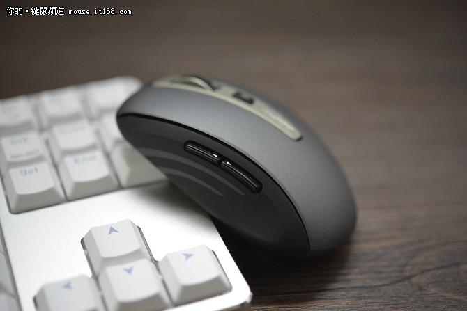办公新体验 雷柏MT350三模无线鼠标评测