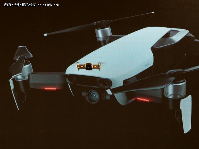 更便携更易用 大疆Mavic Air无人机体验