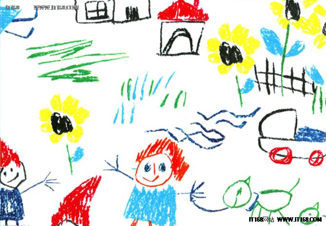 让孩子玩转涂鸦, 微鲸投影有爱更护眼