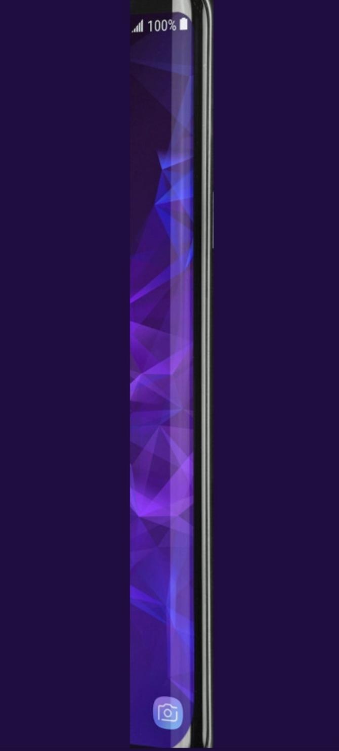 史上最贵!三星S9、S9 Plus外形、壁纸完全曝光:帅爆