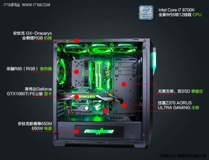 雷霆世纪The Fire GTX全新主机京东上市