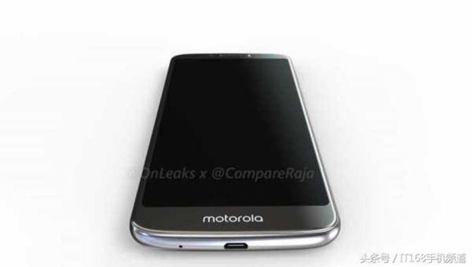 中低端的新选择 Moto G6系列外形+配置曝光