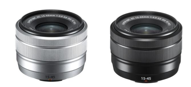 富士发布无反X-A5、X-A20以及15-45镜头