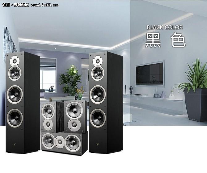 5.0环绕立体声 惠威科技Jam&Lab6热销中