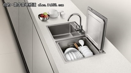 能解放双手的洗碗机到底是怎么个洗法?