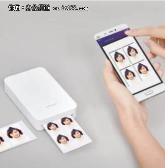 支持AR,小米手机照片打印机开启众筹