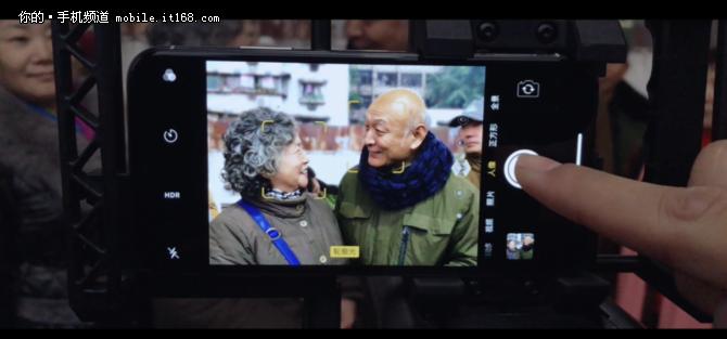 苹果发布iPhone X拍摄短片《三分钟》
