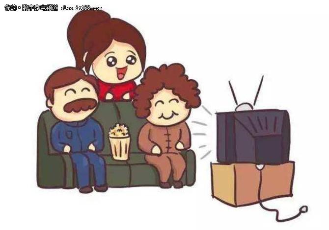 一个关于电视的故事 看过的小伙伴都哭了