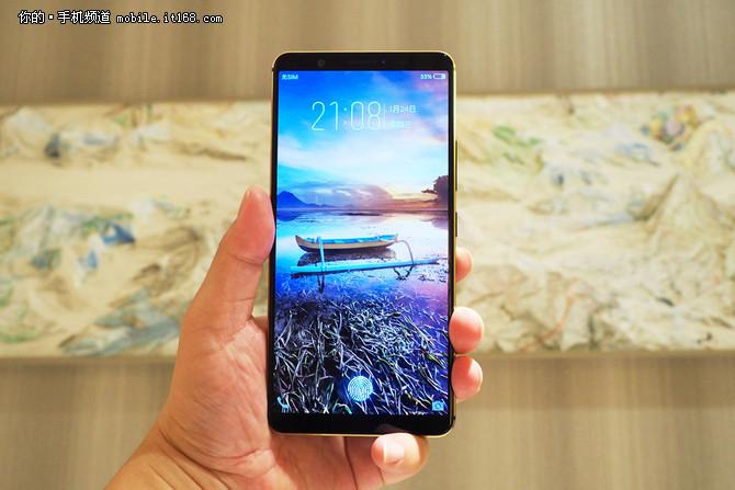 祖传贴膜不哭 实战X20Plus屏幕指纹版贴膜