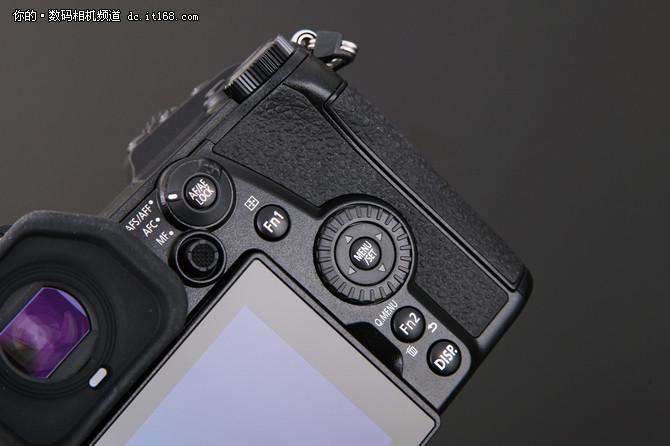 8000万像素相机旗舰 松G9机身设计点评