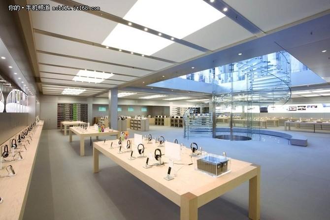 中国Apple Store已支持支付宝付款