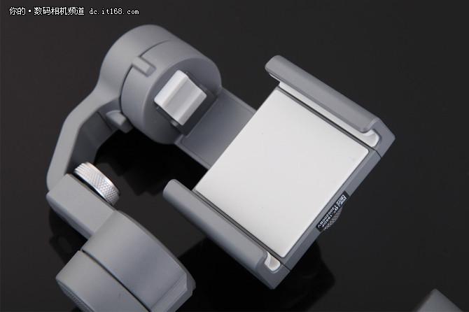 大疆OSMO Mobile 2手持稳定器 设计点评