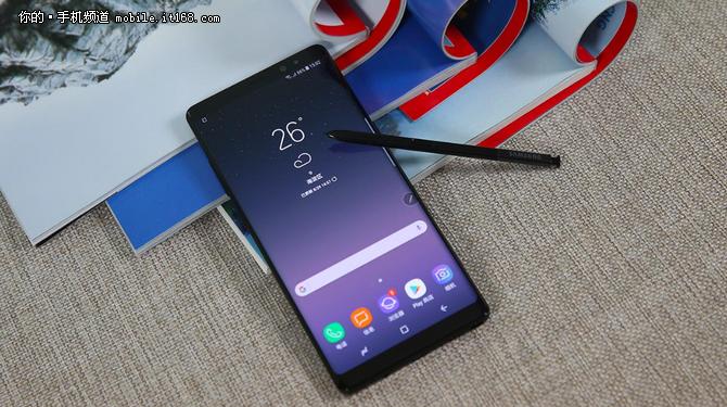 """三星Galaxy Note8港版""""华华手机""""售4840元"""