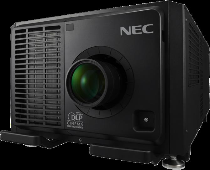 喜迎春节档!NEC为电影安全放映保驾护航