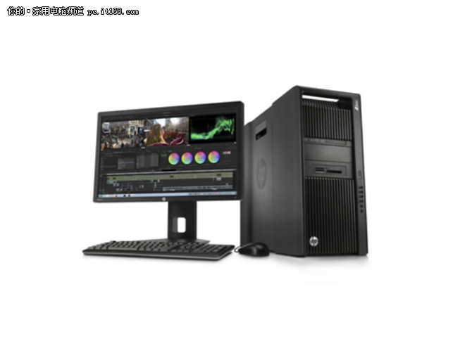 """台式工作站 HP Z840 """"上海天哲""""售33699元"""