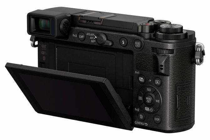 售价999刀支持4K拍摄 松下GX9正式发布