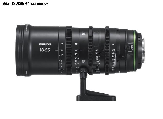 搭配X-H1 富士将发X系列无反用电影镜头