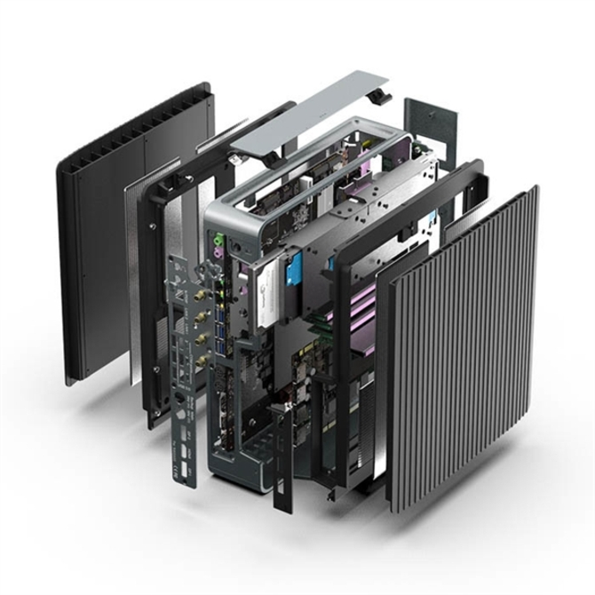 CompuLab高性能迷你主机发布:无风扇设计