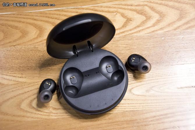 体小声劲 JBL FREE分体式无线耳机评测