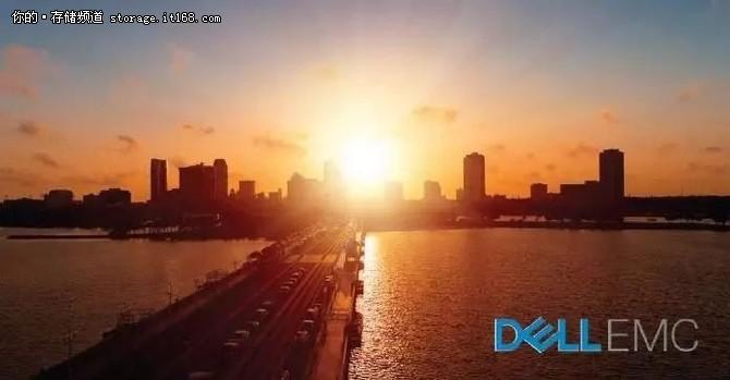 "HCI风云录:Dell EMC 又一个""全球第一"""