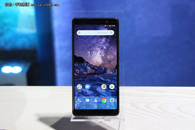 诺基亚新品四连发 Nokia 7Plus下周中国开售