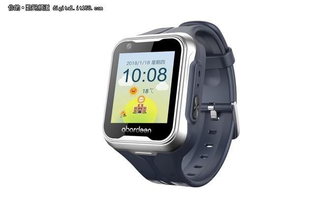携手高通 MWC 2018阿巴町发布4G儿童手表
