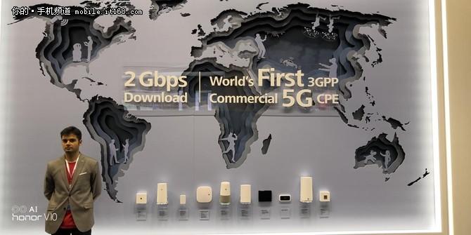 MWC2018首日回顾 新品齐发 5G AI大行其道