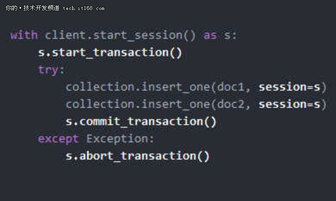 MongoDB4.0支持ACID事务意味着什么?