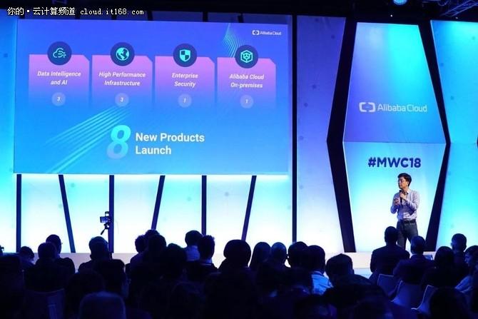 聚焦MWC2018:阿里云携8款产品首秀惊艳了谁?