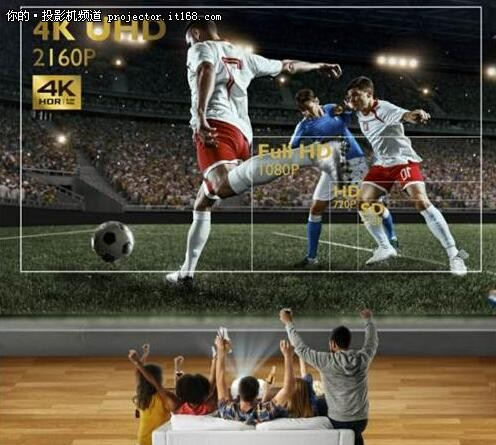 4K剧院门槛降低2018世界杯球迷福音来了