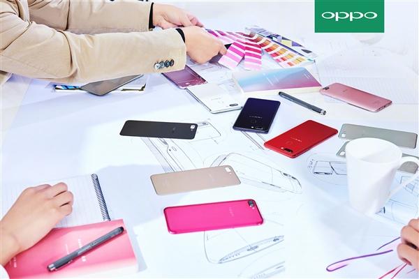 OPPO R15配色揭秘:工设巨匠、色彩大师打造