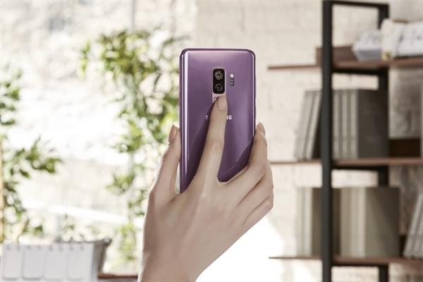 三星Galaxy S10曝光:媲美iPhone X人脸识别