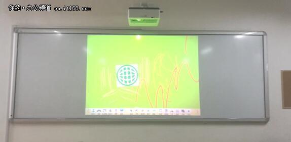 BOXLIGHTHLD投影教育行业案例