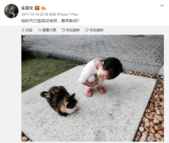 朱亚文妻子怀孕  实力宠妻家庭地位最低