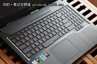 树游戏本新标配 华硕飞行堡垒FX63V评测
