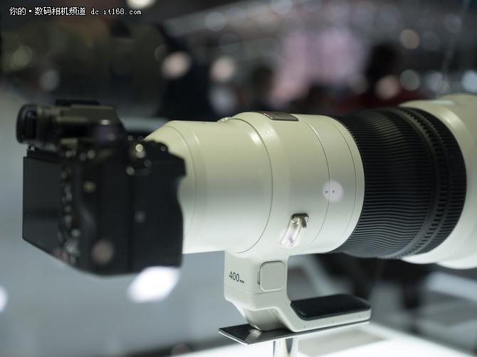 平昌泄露今现身 索尼400mm镜头CP+登场
