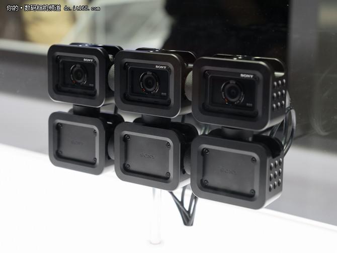 GM确认滤镜后置 索尼400mm镜头亮相CP+