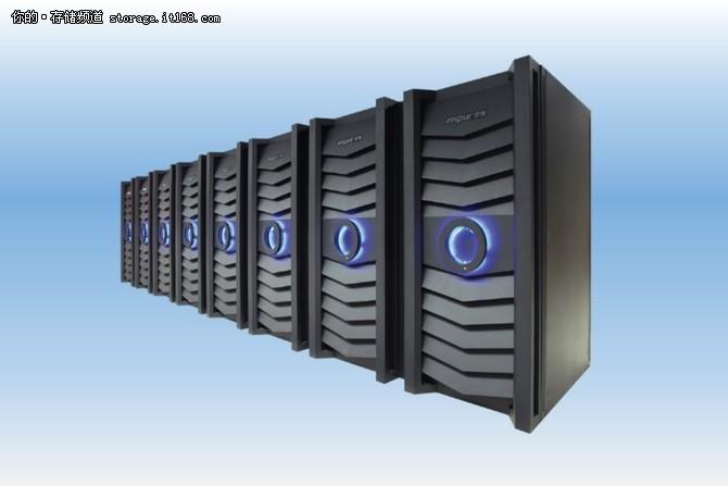 4PB部署容量 浪潮软件定义存储中标东方物探