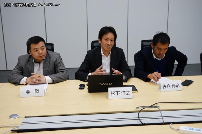 面向更广泛的消费者 索尼A7M3专访纪实