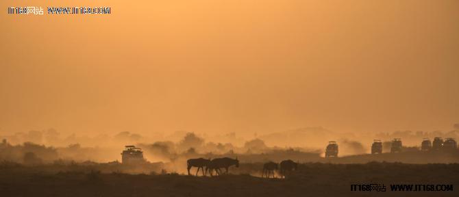索尼全画幅微单旗舰A9再探神秘非洲大陆