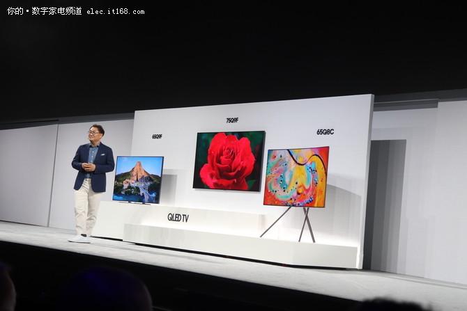 进化从AI开始 2018三星全新QLED TV解析