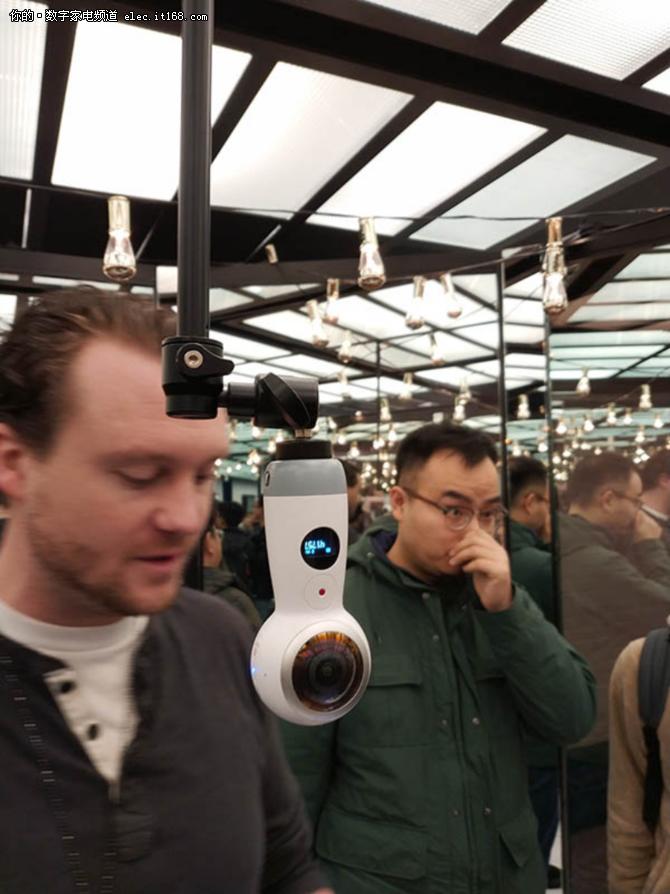 用科技重塑生活态度 三星纽约体验店游记