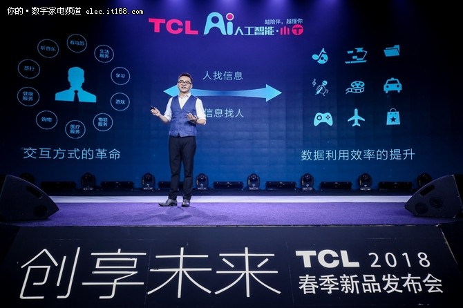 创享时间解决方案,TCL王成新理念引强烈关注