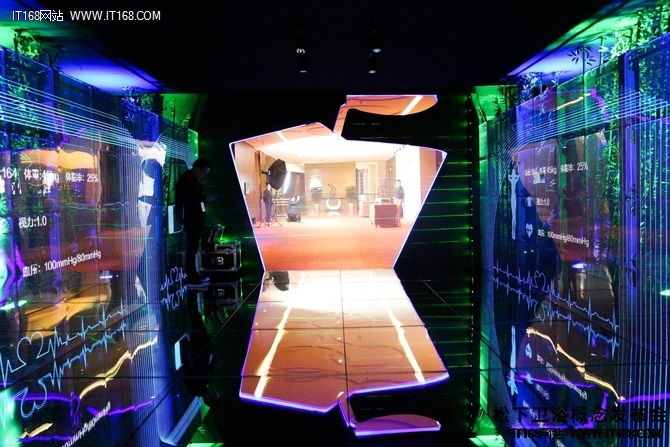 松下卫浴空间概念发布会 卫浴黑科技亮相