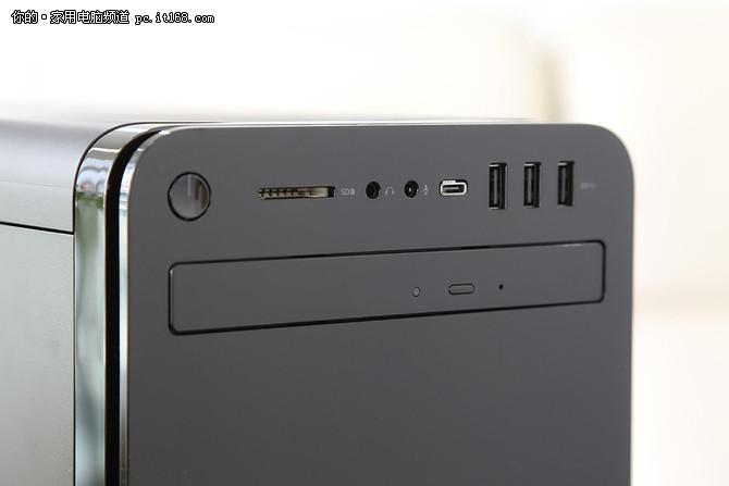 戴尔XPS 8930主机傲腾外观解析