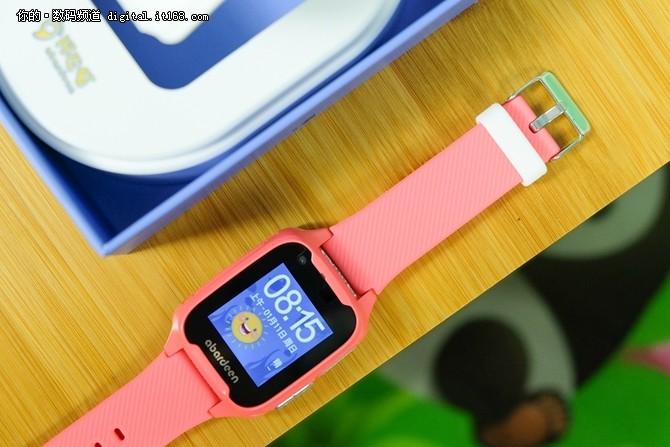 阿巴町的另一面:用行动彰显儿童手表品质