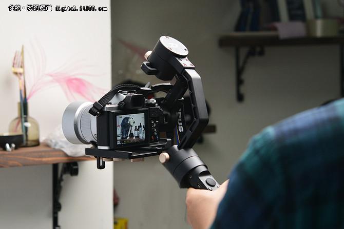 成为视频大师的第1步 智云云鹤Plus评测