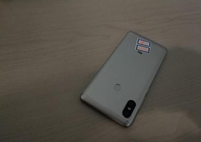 3月16日发!红米Note 5真机偷跑:骁龙636加持