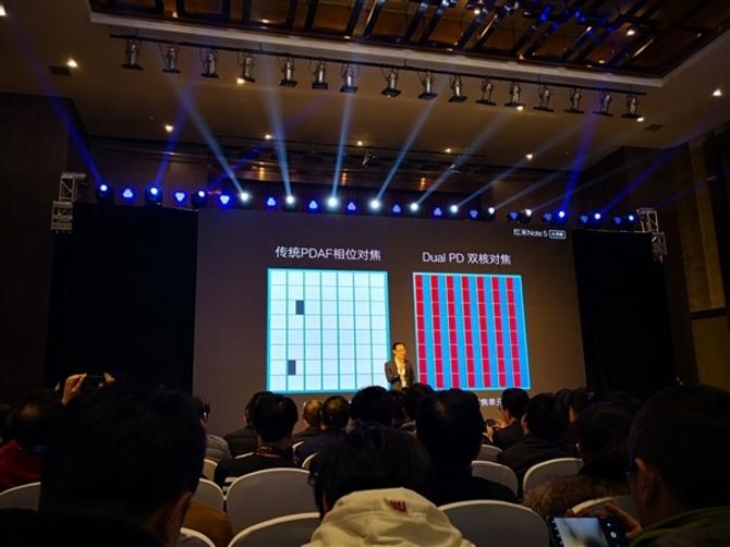 千元红米Note 5配AI双摄:双核对焦秒杀iPhone X