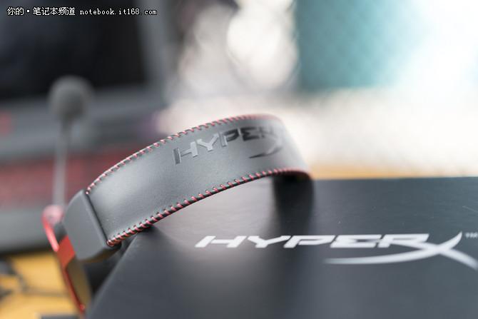 评测揭秘双音腔HyperX Cloud Alpha耳机